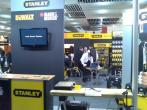 Stanley, Black and Decker i DeWALT na targach BUDMA 2011